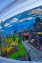 Graffiti in Bucharest