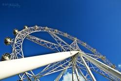 Ferris Wheel Docklands