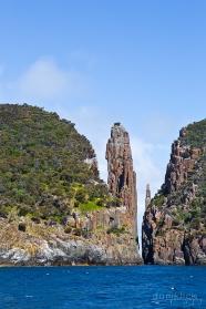 Cape Pillar sea cliffs