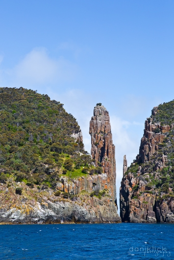Cape Pillar sea cliffs