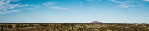 Uluru from a distance ;)