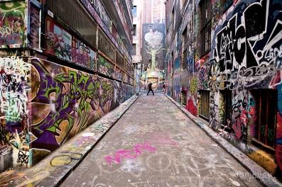 Hosier Lane