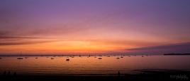 Sunset at Fanny Bay - Darwin