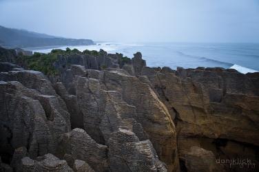 Punakaiki - Pancake Rocks