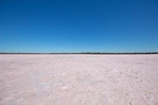 Pink Lake Victoria